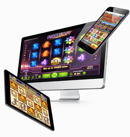 online slot machine creator