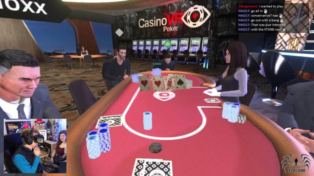c poker program