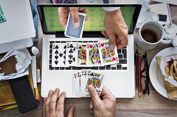 betting poker