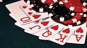 casino player