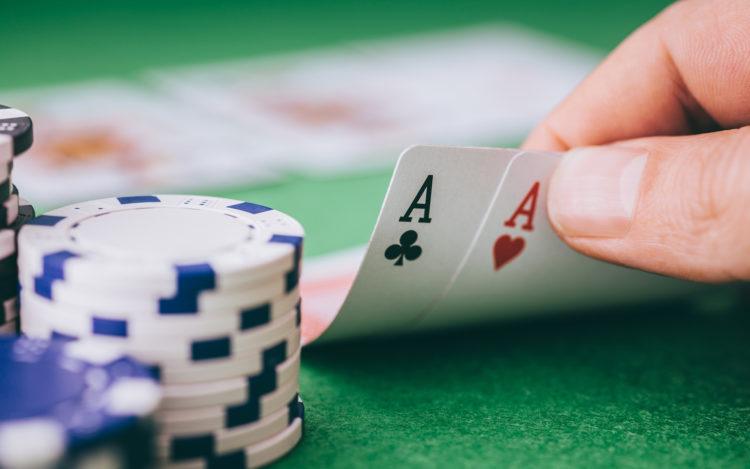 casino poker websites